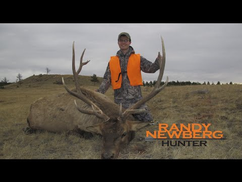 Hunting Montana Elk with Randy and Matthew Newberg - Boys and Their Bulls (FT S1 E5)