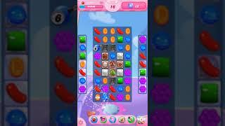 Candy Crush Saga Level 1378 - No Boosters