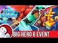 LET'S WELCOME WASABI | Disney Magic Kingdoms | Big Hero 6 Event | #5