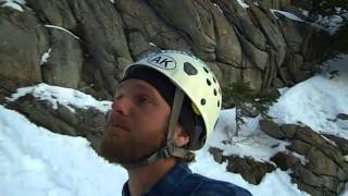 Great White Icicle Epic Climb