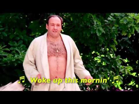 Sopranos Opening Credits -