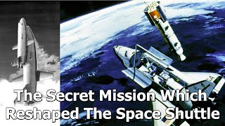 The Most Important Space Shuttle Mission Never Happened