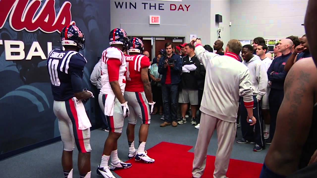 73d4fda32 Ole Miss Football 2013  Uniform Updates - YouTube