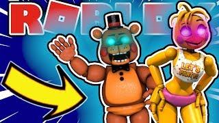 How To Get Toys Assemble Badge in Roblox FNAF RP Shadows Rising