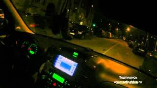 Урок №4 Вождение в тёмное время суток, как проезжать перекрёстки