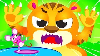Can You Dance Like a Tiger? Tiger Boo Boo, Jungle Boogie Roar, & Jungle friends by Little Angel