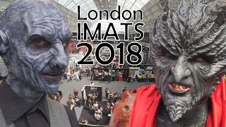 IMATS London 2018 VLOG & Haul!