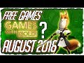 XBOX Games with Gold August 2018 Predictions - XBOX August 2018 Free Games Lineup