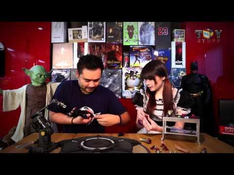 Toy Stuff Show : EP 46 Hot Toys : Iron Man 3 - Tony Stark 2.0