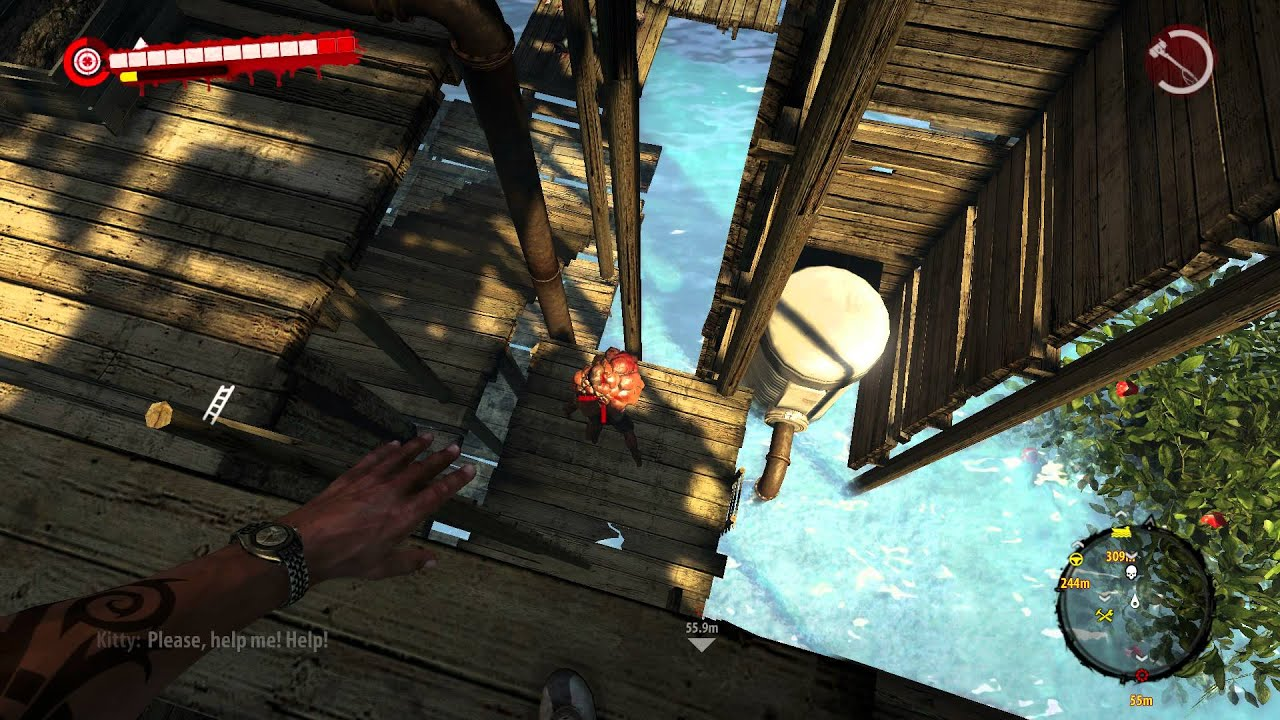 Dead Island Suicider Meat
