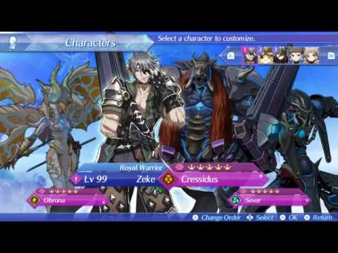 Xenoblade Chronicles 2: 999999 Damage With Every Blade (No Chain Attacks)