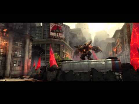 Darksiders Launch Trailer Official