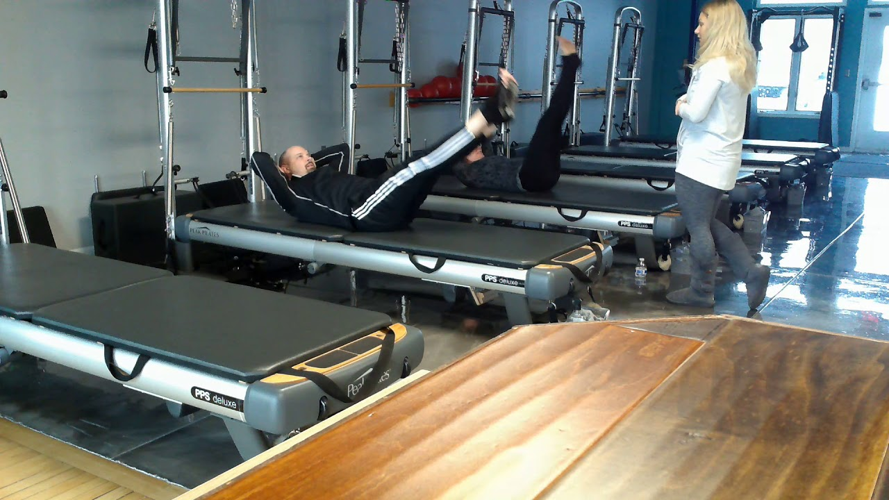 Mat Pilates- The Way Joseph Intended It To Be