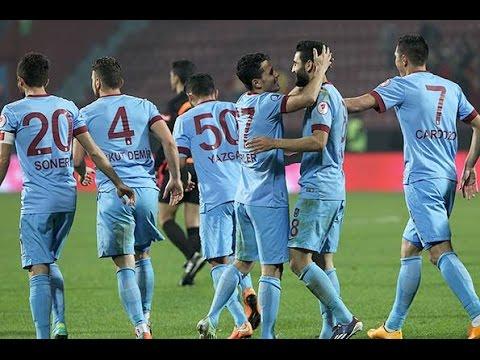 Trabzonspor 9:0 Manisaspor Maçının Golleri ve Bütün Golleri (Türkiye Kupası) Gol Show