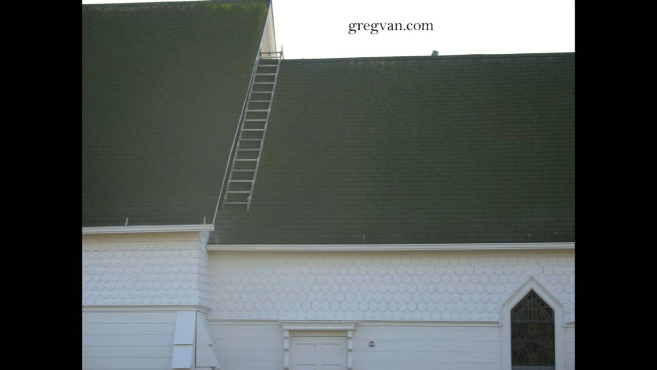 How Do You Work On Steep Roofs Roofing And Painting Tips