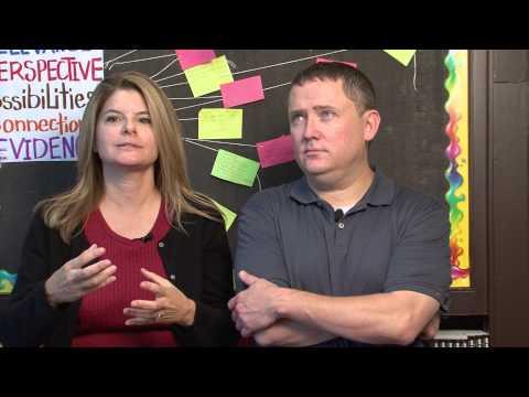 21st Century Lessons:  Boston Teachers Develop Innovative Curriculum Design Project