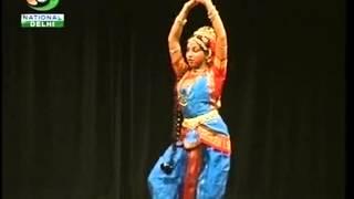Kuchipudi Dancer Payal Ramchandani Performing in Good Evening India, Doordarshan