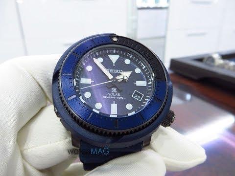 Seiko Prospex Tuna Street Series SNE533P1