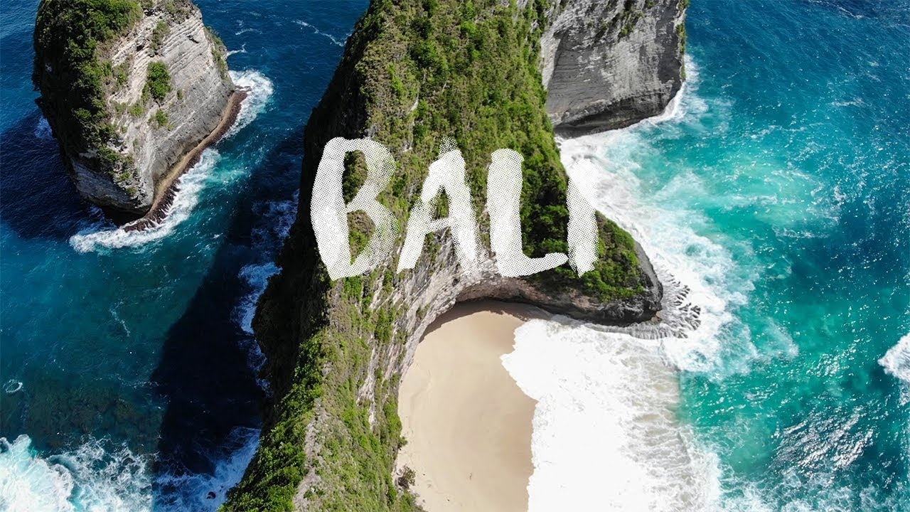 BALI, Indonesia   Beautiful Beaches Aerial Drone by thedronebook