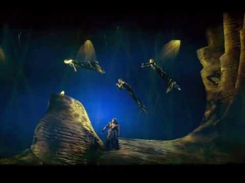 Das Rheingold (Entrance of the Gods) - Wagner Symphonic Syntheses - Stokowski.