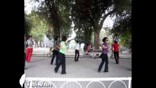 Chicago Bonfire  - Line dance ( Debbie McLaughlin)