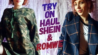 New Try On Haul ✨|| ASMR ITA || SheIn & Romwe
