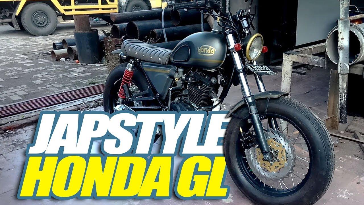 Japstyle Honda Gl Youtube