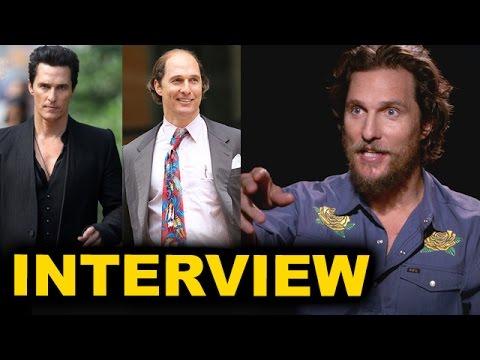 Matthew McConaughey Interview! Gold 2017, The Dark Tower's The Man in Black