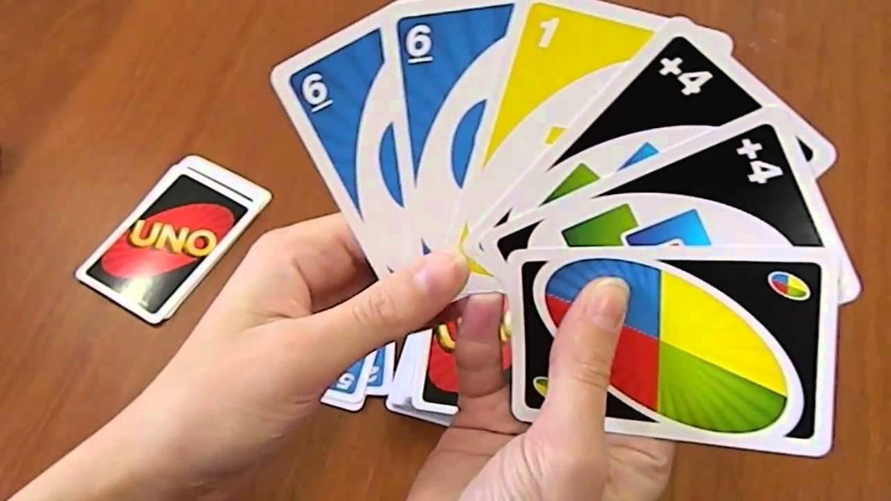 уно играть онлайн карты
