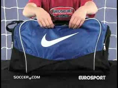 a144f5e534b Nike Brasilia 4 Medium Duffle - YouTube