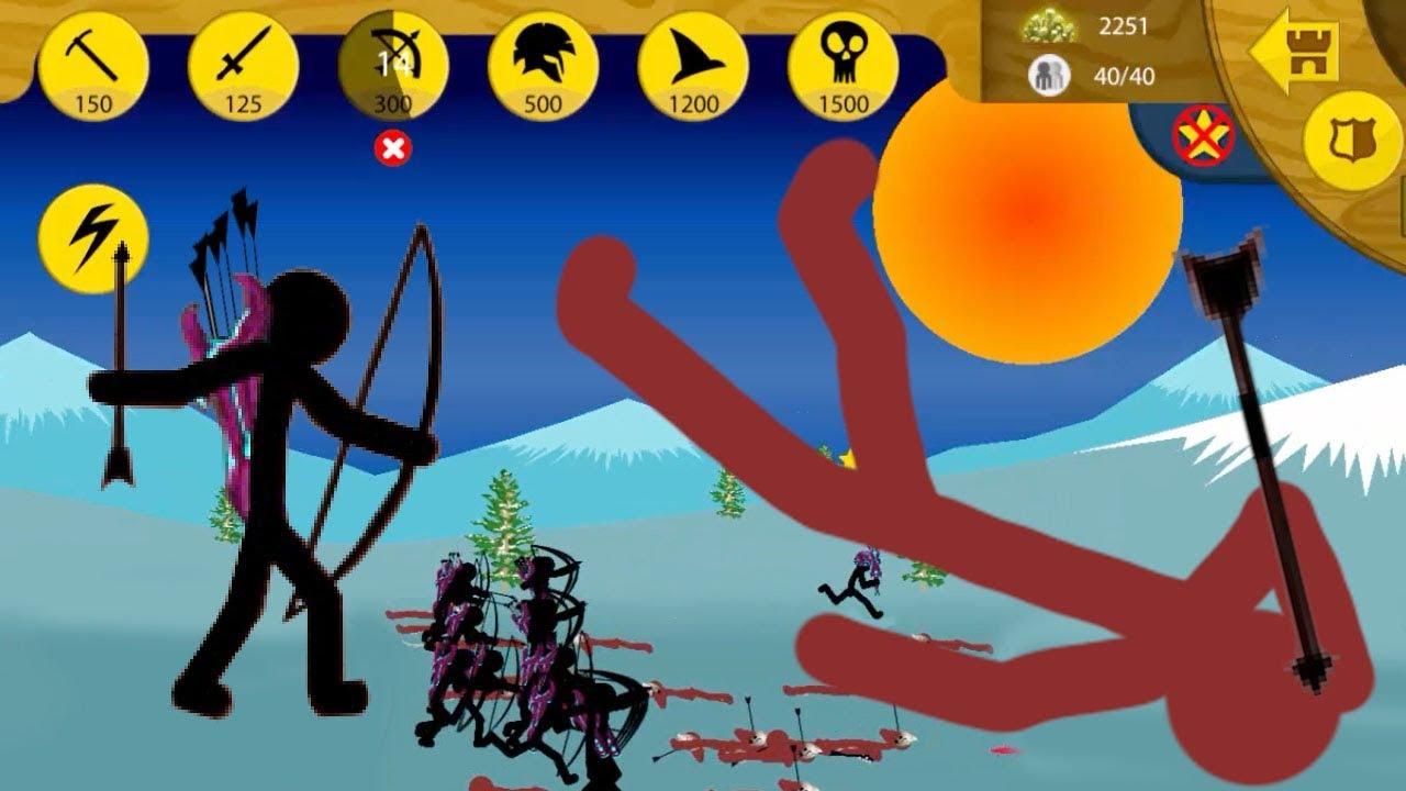 Stick War Legacy – Archidon Avatar VS MODE Tournament Part 257