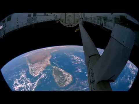 Echoes - Pink Floyd - Planet Earth seen from space (Full HD 1080p)