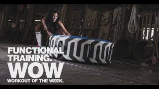 Functional Training: TIYR Medley Workout of the Week