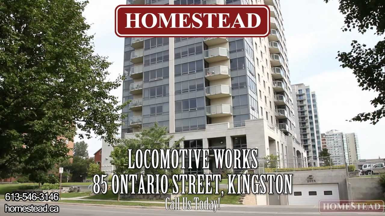 High Quality Kingston Apartments For Rent   Locomotive Works   85 Ontario Street