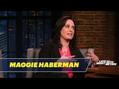 New York Times' Maggie Haberman Reveals What Really Scares Trump Mp3