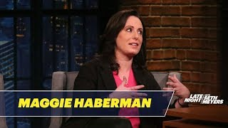 New York Times' Maggie Haberman Reveals What Really Scares Trump