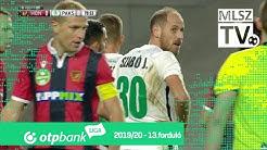 Budapest Honvéd – Paksi FC | 2-1 | (0-0) | OTP Bank Liga | 13. forduló | MLSZTV