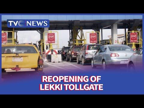 [JH] Lagos APC Warns Against Mayhem Over Reopening Of Lekki Tollgate