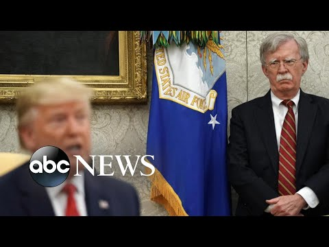 Fierce backlash over John Bolton's new tell-all book