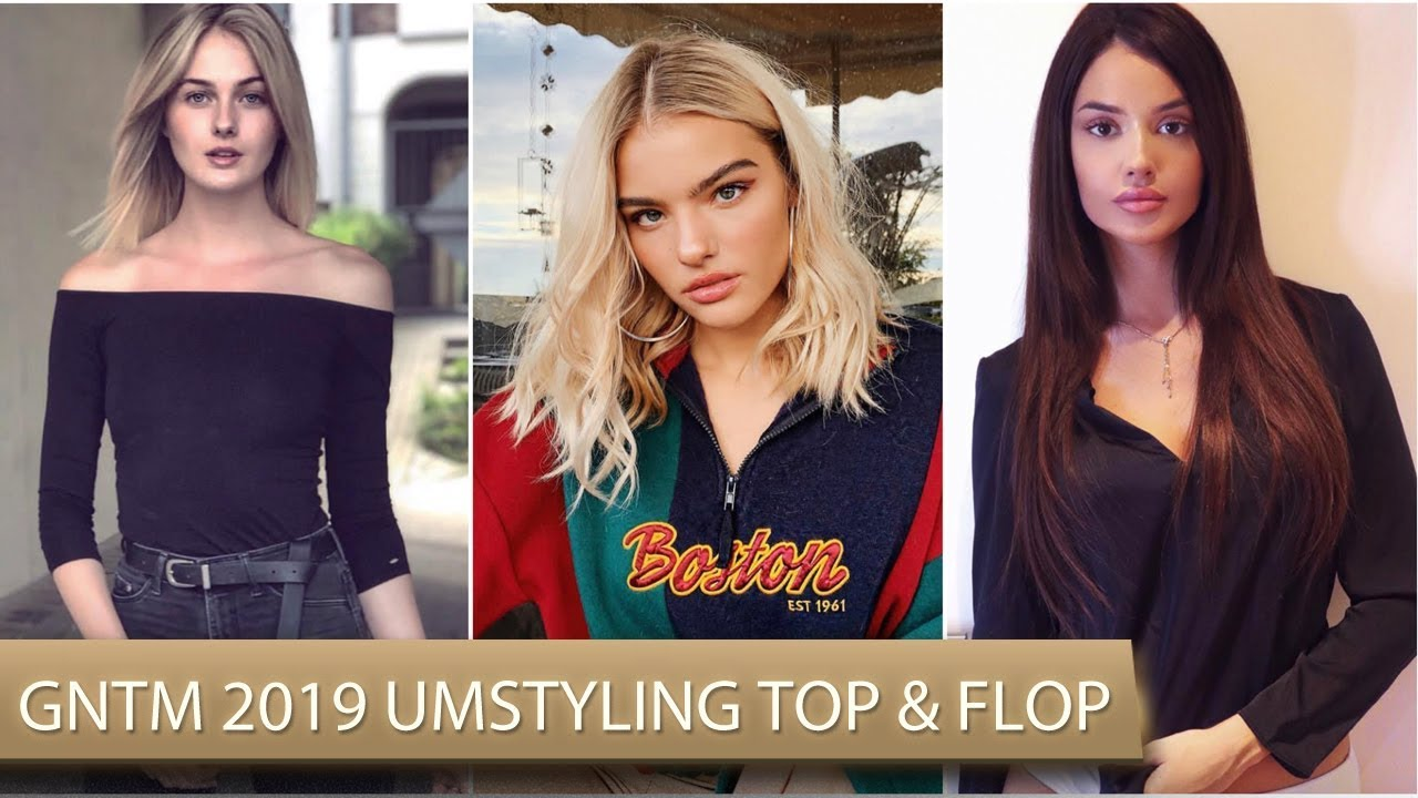gntm umstyling 2019