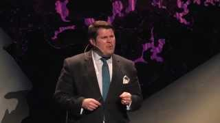 Authentic Experiences with Fakes: Graham Boettcher at TEDxBirmingham 2014