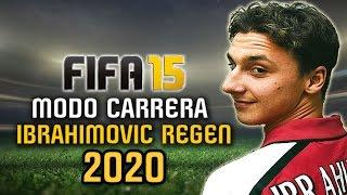 IBRAHIMOVIC REGEN - Modo Carrera 2020 PSG - FIFA 15