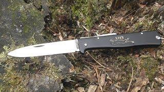 Немецкий нож Mercator K55K cat knife. Обзор из коробки и размышления