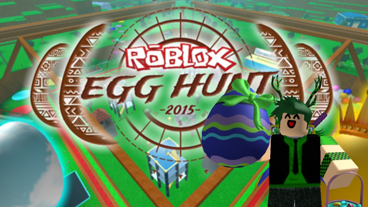 Egg Hunt 2015 Roblox Roblox Egg Hunt 2015 Ripull Minigames Youtube
