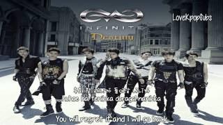 Infinite - Inception [English subs + Romanization + Hangul] HD MP3