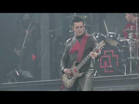 Rammstein LIVE Was ich liebe - Prague, Czech Republic 2019 (July 17th)