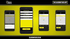 The Glasgow Taxis App