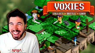 VOXIE TACTICS: DEMO COMPLETA - (descarga) *Respondiendo preguntas sobre el juego*