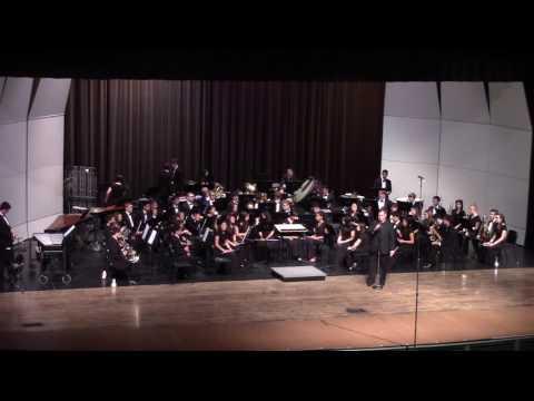 Dublin Jerome Wind Symphony Spring Concert 2017