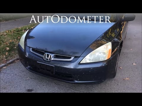 Honda Accord 2005 Engine - 2.4L 4 Cylinder